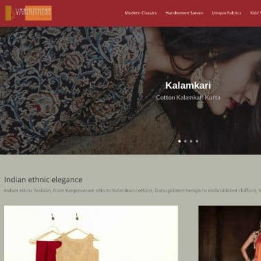 varnuyathe ethnic fashion site